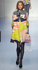 STUNNING £1960 PUCCI DRESS RUNWAY AW 2008 COLLECTORS ITEM  IT 42,UK 10-12 US 6-8