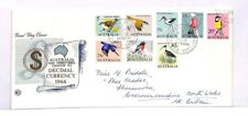 FF221 1966 Australia Sydney Territories Decimal Currency FDC Cover PTS