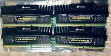 Corsair Vengeance 16GB (4x4GB) DDR3 1600 MHz RAM CMZ16GX3M4A1600C9