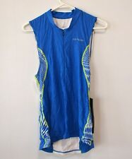 Orca 226 Tri Tank size XL blue cycling triathalon