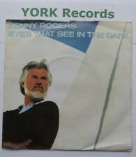 """KENNY ROGERS - Eyes That See In The Dark - Excellent Condition 7"""" Single RCA 358"""