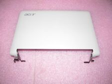 Acer Aspire One A150 AOA150 ZG5 LCD Housing Cover Bezel Hinges 3AZG5LCTN30 White