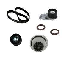 CRP PP335LK1 Engine Timing Belt Kit with Water Pump Fits GM From 2004 To 2008
