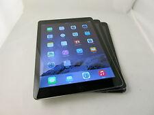 Apple iPad 5 Air 32GB Space Gray WiFi iOS 10 Great Shape