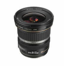 Wide Angle Lenses for Canon SLR Cameras