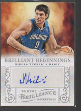 2012-13 Panini Momentum Momentous Rookies Autographs 61 Nikola Vucevic Auto Card Verzamelingen