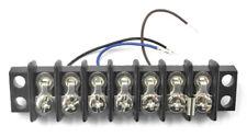 New 7-Gang Input/Output Barrier Strip For UA UREI 1176 1176LN Versions A-F. U2
