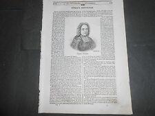 1840 ENRICO BELSUNCE OPIFICIO PANNI VALLE IRNO SALERNO NARVALE LEOCORNO MARINO