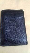 Louis Vuitton Monogram in pelle porta carte di credito wallet