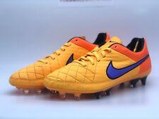 Nike Tiempo Legend V FG  orange Nocken Fußballschuhe