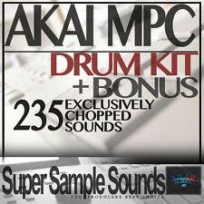 AKAI MPC Drum Kit vinyl beats mpc60 SP1200 MV8800 MPC 2500 5000 1000 samples