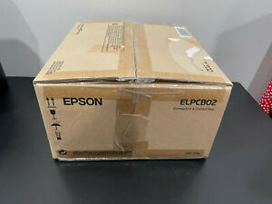 Epson ELPCB02 PowerLite Pilot Wall-Mounted Projector Connection & Control Box