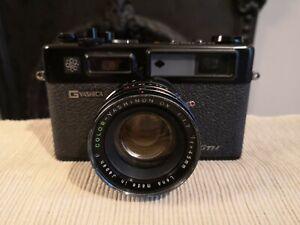 Yashica Electro 35 GTN Rangefinder Film Camera Vintage