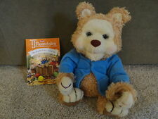 TJ Bearytales Storytelling Bear with MY BIG BIRTHDAY SURPRISE Book
