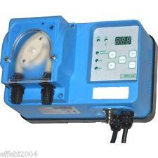 pompa dosatrice atomatica per piscine con controllore di Redox portata 4 litri/h
