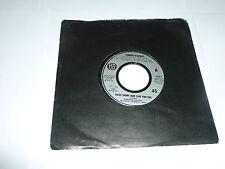 "SIMON HARRIS - Bass (How Low Can You Go) - 1988 UK 7"" Juke Box Vinyl Single"