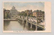 NETHERLANDS - De Hooge Sluis and Paleis voor Volksvlijt