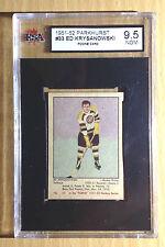 1951 Parkhurst ED KRYSANOWSKI #33 KSA 9.5 ****NEAR GEM MINT!****