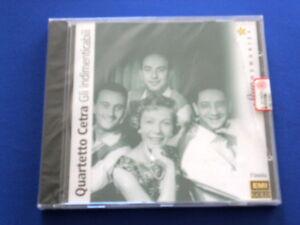 Quartetto Cetra - Gli indimenticabili -  CD SIGILLATO