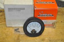 Simpson 911800113 Watts Meter Vswr Sk 525 536c Nsn 6625011104552