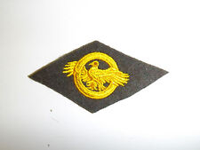 b0414 WW 2 US Army & Air Force Cloth Discharge OD wool Ruptured Duck A10B14