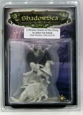Shadowsea SS2018 Lithiana Queen of the Deep (Dark Mariners) Female Warrior-Mage