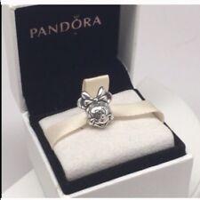 Authentic Pandora 791587 Minnie Portrait Disney Bead charm