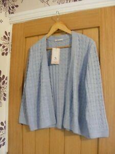 tu short cable knit cardigan,size 20,plus size,bnwt,everyday/summer holidays