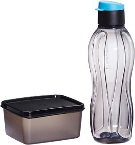 Tupperware Xtreme Set ( Bottle and Lunch Box 750 ml ) Free Shipping