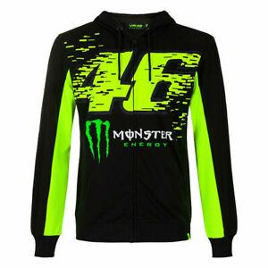 Mens Moto Hoodie Hoody Sweatshirt Jumper VR46
