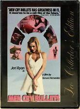 MEN CRY BULLETS Ultra Rare Original Release Pressing Jeri Ryan Brand New