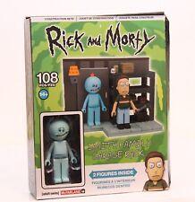 Damaged Box - Rick and Morty - Smith Family Garage Rack - McFarlane Adult Swim