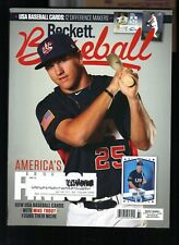 BECKETT BASEBALL MAGAZINE PRICE GUIDE JULY 2019 MIKE TROUT