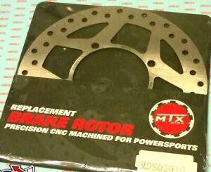 Kawasaki KDX250 1991 - 1994 KLX250 1993-1998 KLX650 1993 - 1995 Front Brake Disc