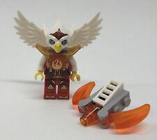 LEGO Legends of Chima - Eris (Feuer Outfit) - Figur Minifig Adler Eagle 70142