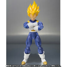 BANDAI S.S.H. FIGUARTS DRAGON BALL Z VEGETA SUPER SAIYAN PREMIUM COLOR EDICIÓN