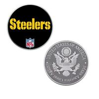 Us Football Nfl Team Coin Commemorative Gifts Value Collection Challenge Coins