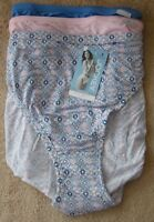 WOMENS SIZE 8 JOCKEY ELANCE SUPERSOFT FRENCH CUT PANTIES UNDERWEAR NWT 3 PAIR PA