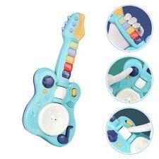 1 Stück Musikspielzeug Gitarre Spielzeug Musikinstrument Spielzeug für Kinder
