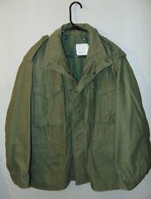 Vietnam War Era U.S.Army M65 Field Jacket, Size Med Regular, Alpha Industries