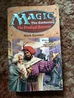Prodigal Sorcerer By Mark Summer MTG Book Magic The Gathering