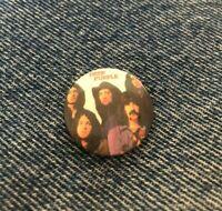 Deep Purple 80's Pinback Button Badge Pin Vintage 89 Retro Concert Tour Promo