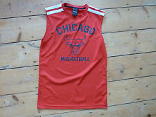 CHICAGO BULLS small Basketball Top Adidas NBA Jersey BASKETBALL SHIRT