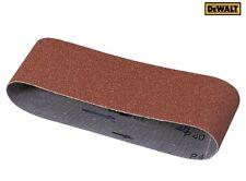 DEWALT DT3303QZ Sanding Belts 533 x 75mm 80 Grit (Pack of 10)