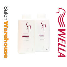 Wella SYSTEM PROFESSIONAL SP Color Save SHAMPOO And CONDITIONER Duo1 Litre -