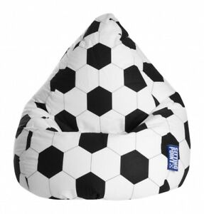 Sitzsack Fußball L, ca. 120L