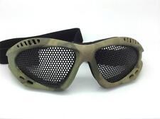 Airsoft Mesh Goggles ATACS FG