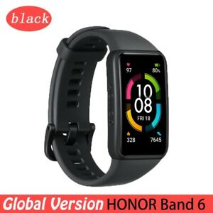 Global Version HONOR Band 6 Heart Rate Monitor Watch Smartwatch Blood Waterproof