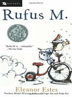 Rufus M. (Young Classic) by Estes, Eleanor Paperback Book The Fast Free Shipping