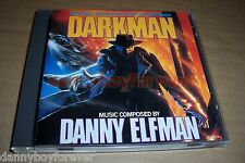 Darkman CD Soundtrack Danny Elfman